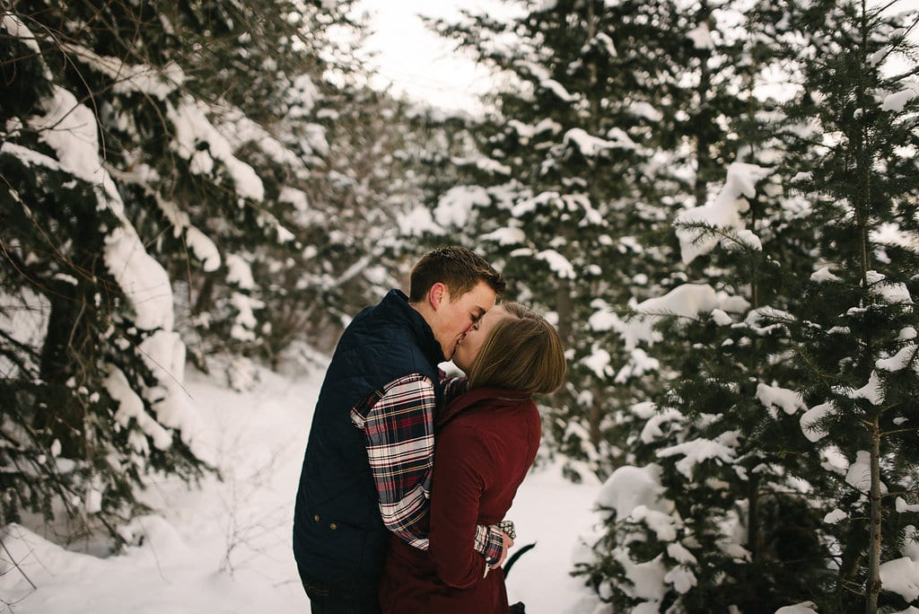 Snowy Breckenridge Wedding or Engagement Session