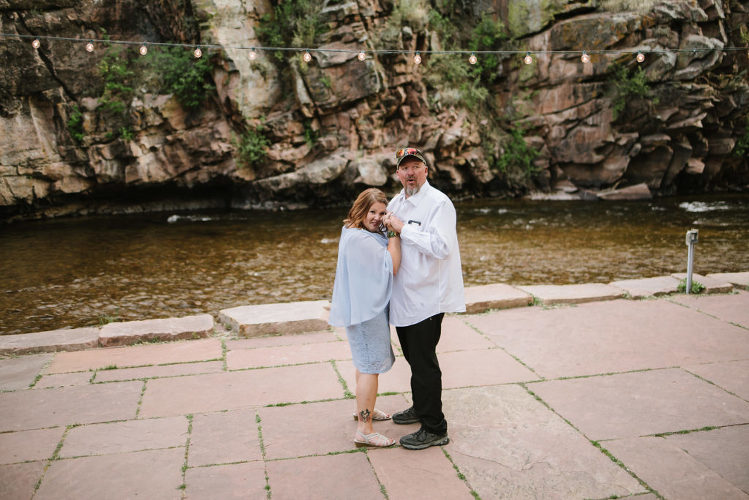 River Bend Wedding