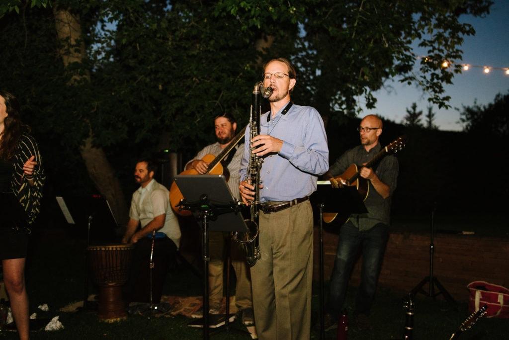 Spotlight Band Denver