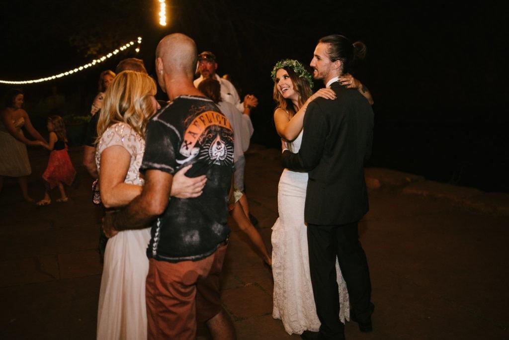 River Bend Wedding Reception