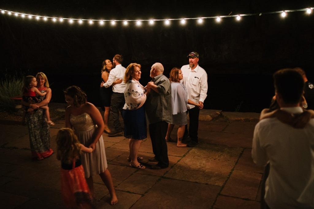 Wedding Reception Lyons Colorado