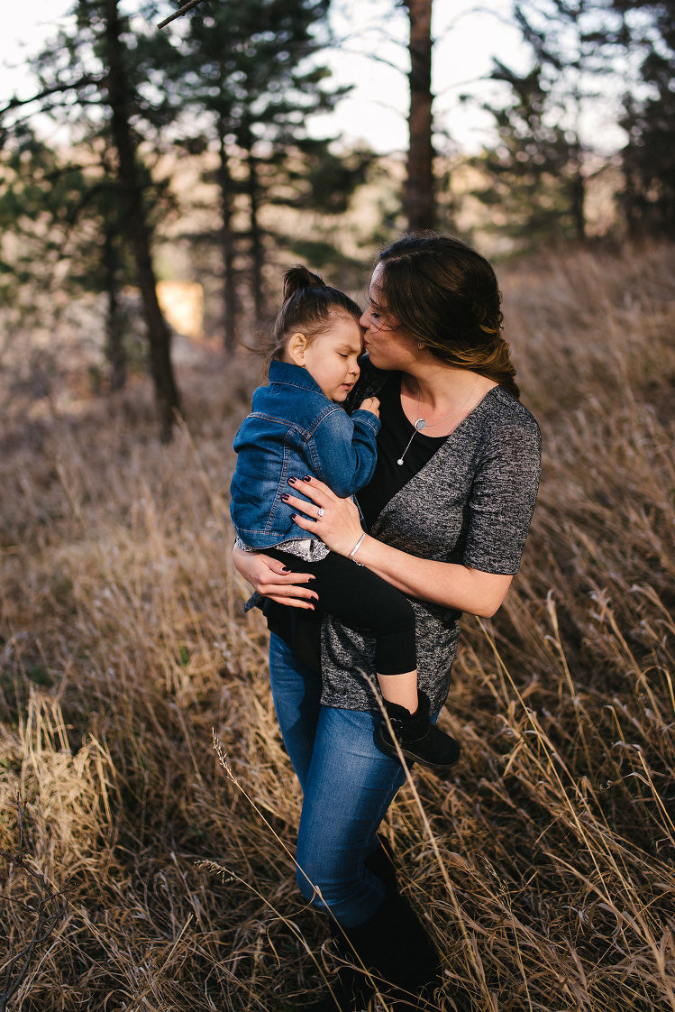 Boulder Colorado Family Photos