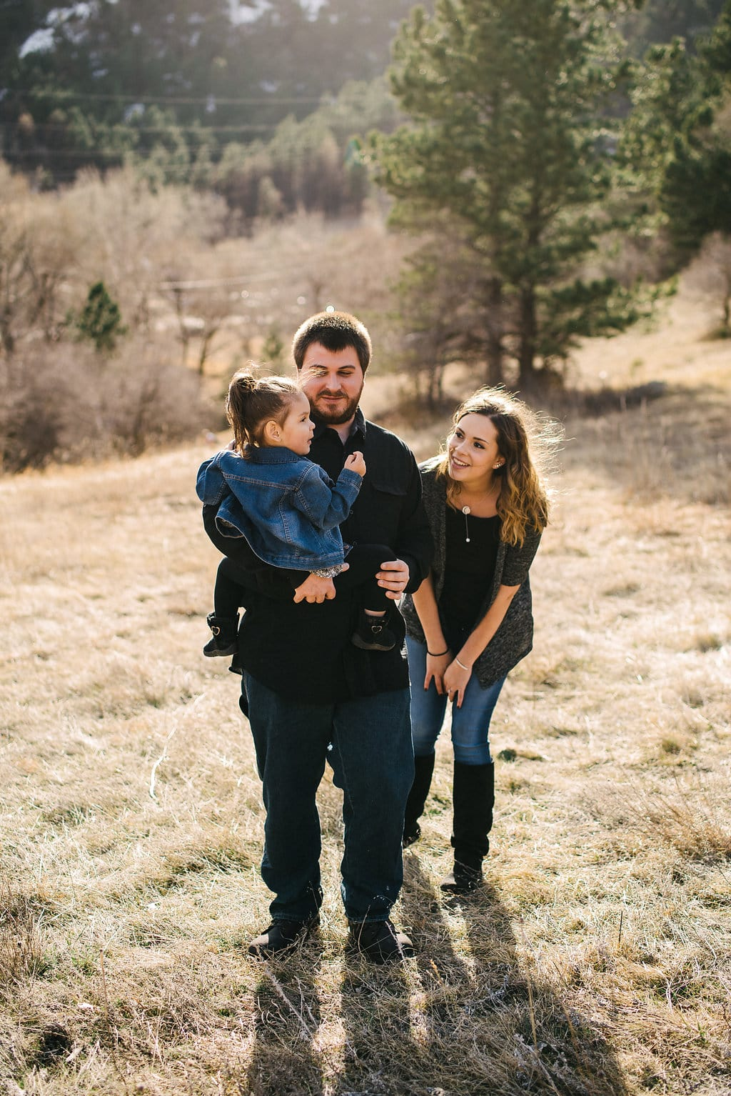 Boulder Colorado Family Session