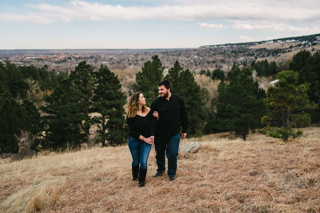 Boulder Colorado Engagement Session