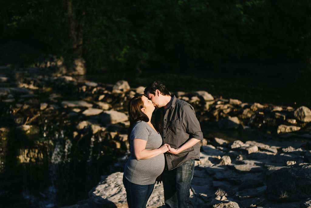Richardson Texas Maternity Photos