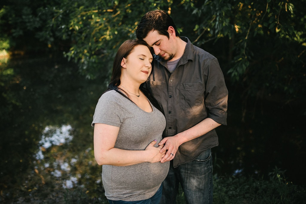 Texas Maternity Session