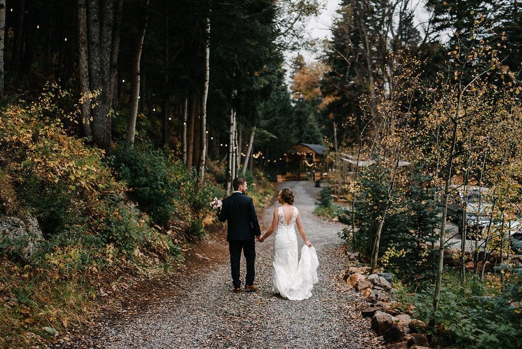 Best Colorado Wedding Venue in Idaho Springs, Colorado