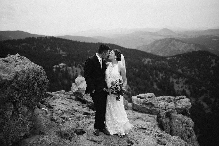 Lost Gulch Wedding Portraits