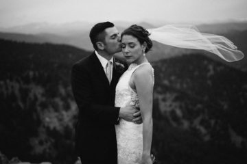 Lost Gulch Wedding Portraits