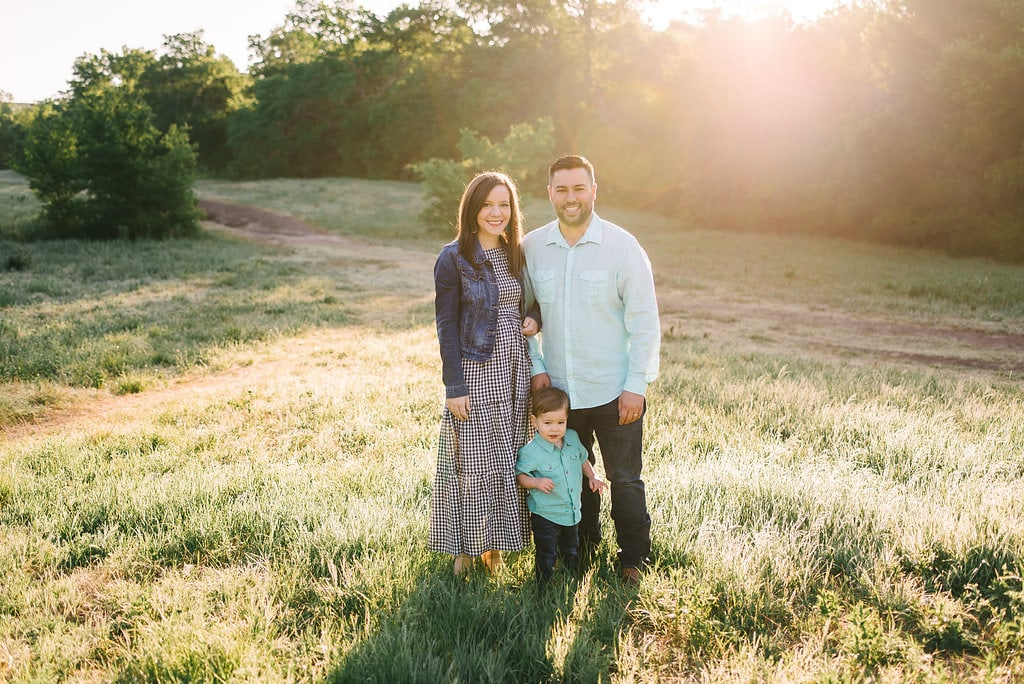 Plano Texas Family Photos