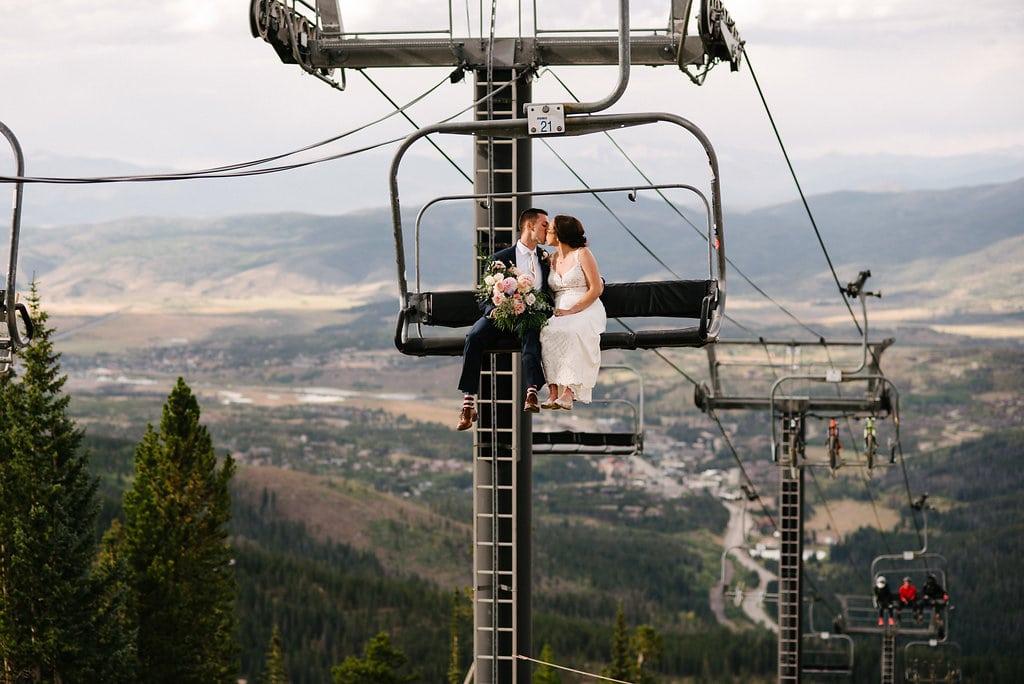 Winter Park Colorado Wedding