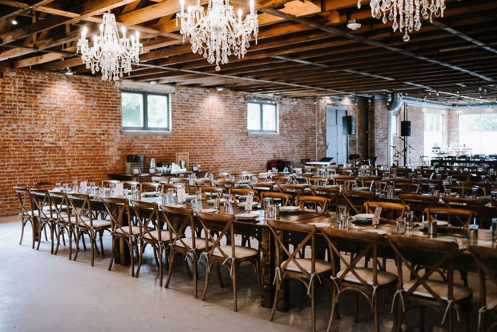 Best Industrial Wedding Venue in Colorado