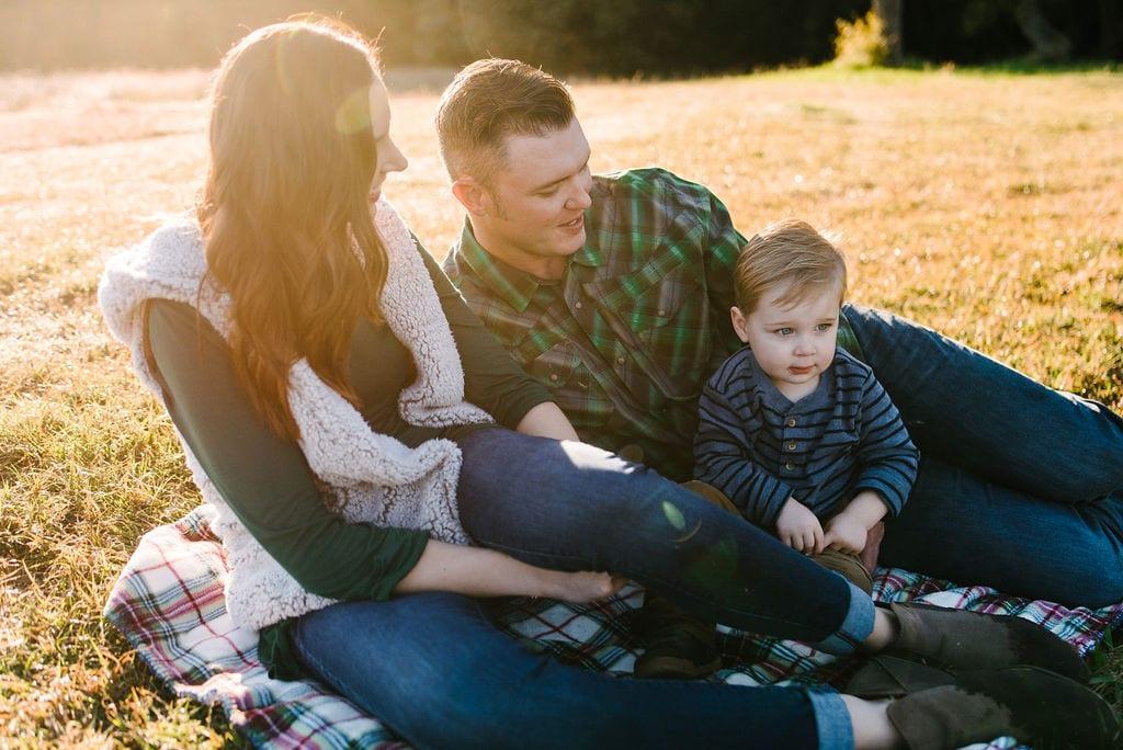 McKinney Texas Family Session