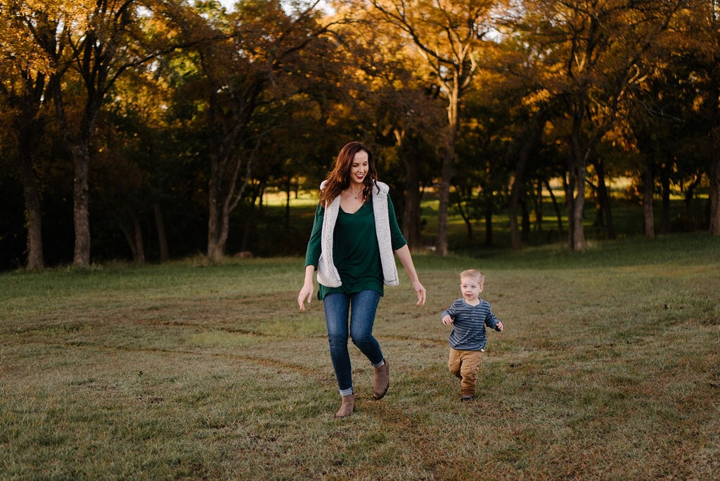 North Texas Family Session