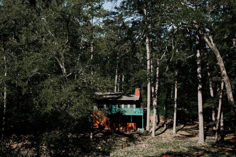 Lake Catherine State Park Cabin
