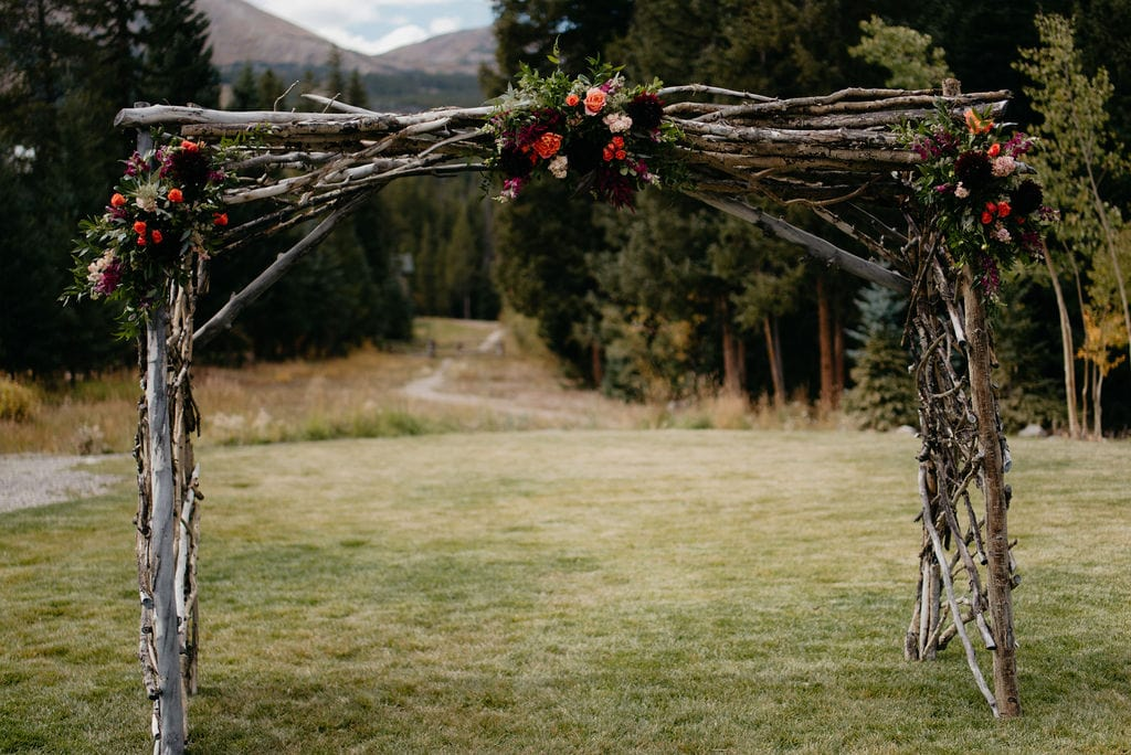 Breckenridge Nordic Center Wedding