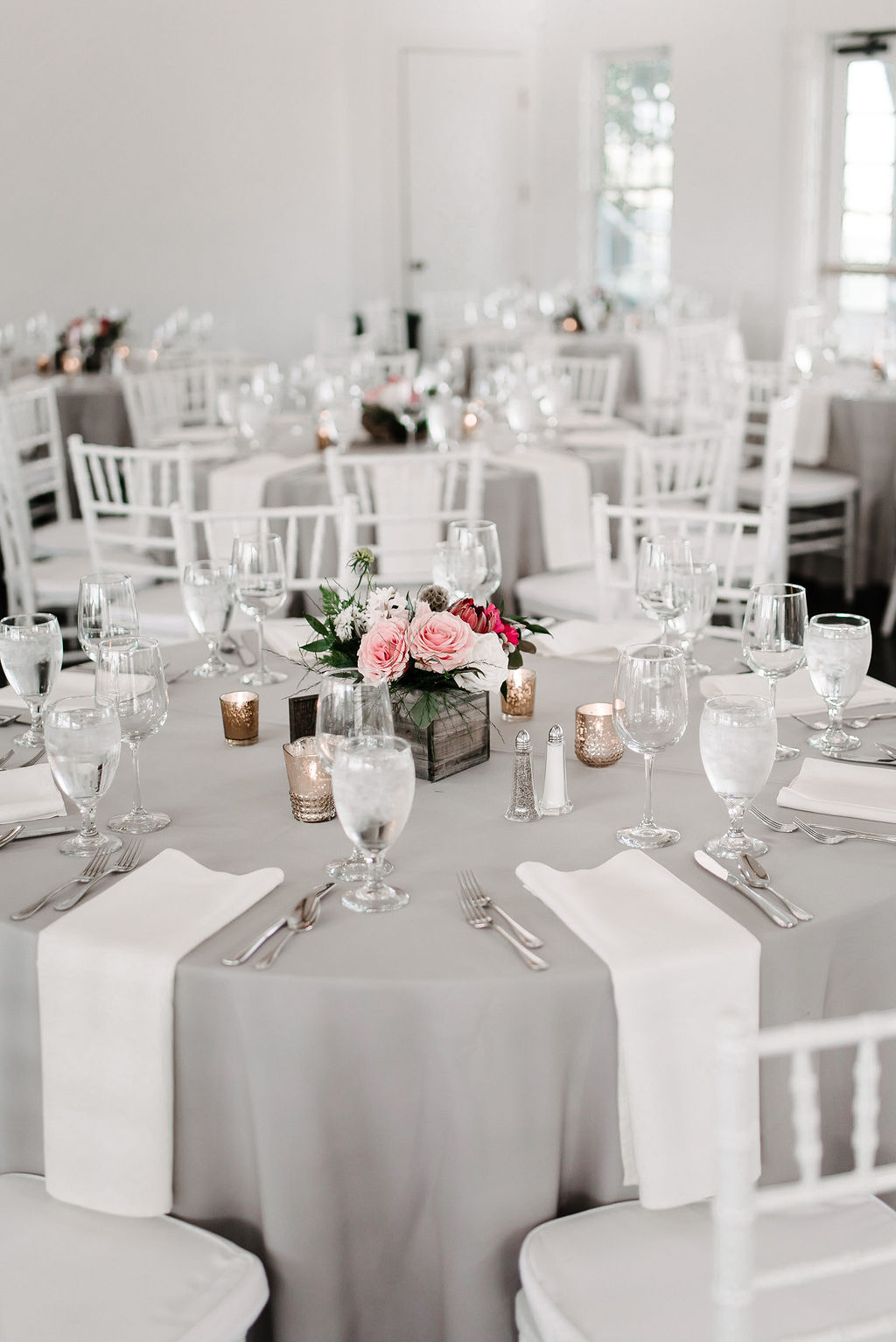 The Manor House in Littleton Wedding Reception