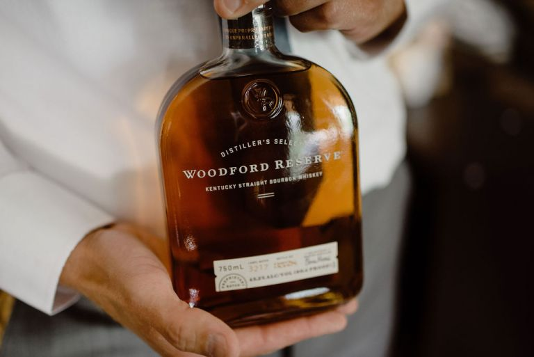 Wedding Day Bourbon