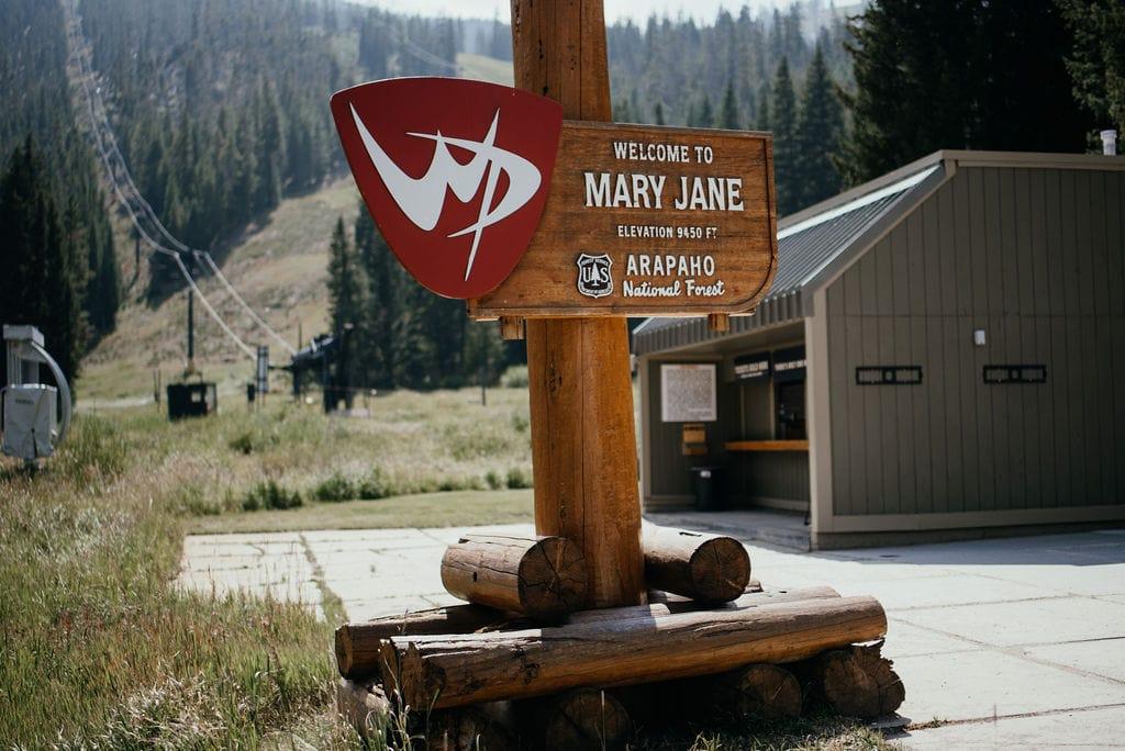 Mt. Mary Jane at Winter Park Resort