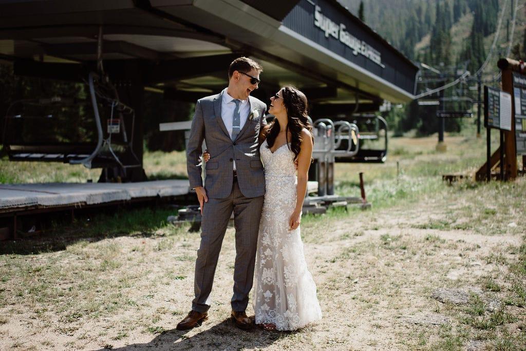 Mt. Mary Jane Wedding at Winter Park Resort