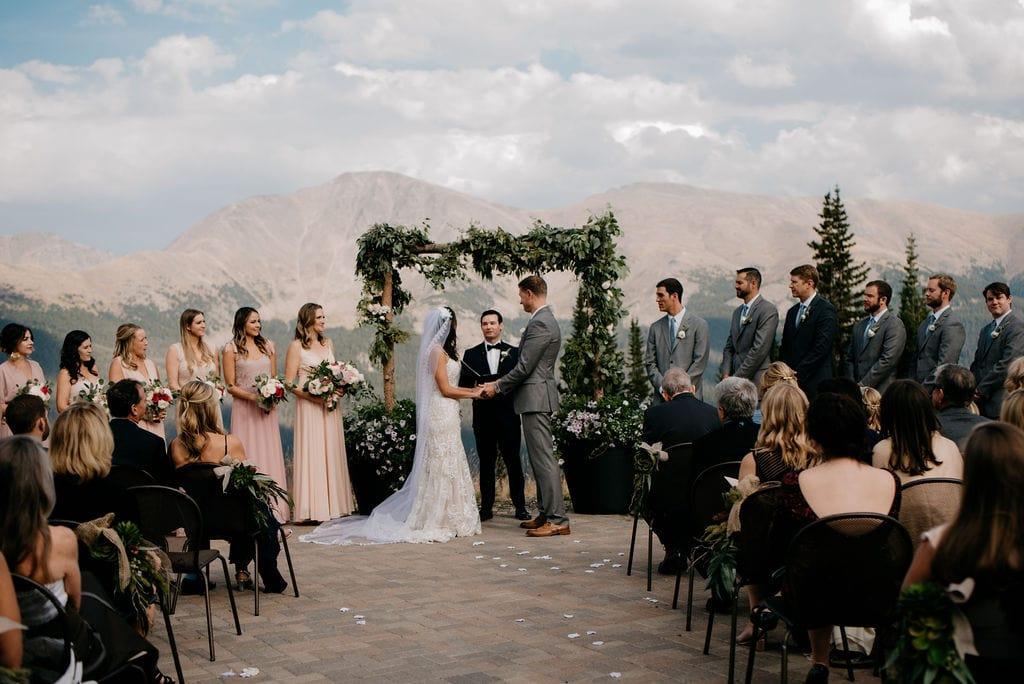 Lunch Rock Winter Park Best Wedding Venue in Colorado