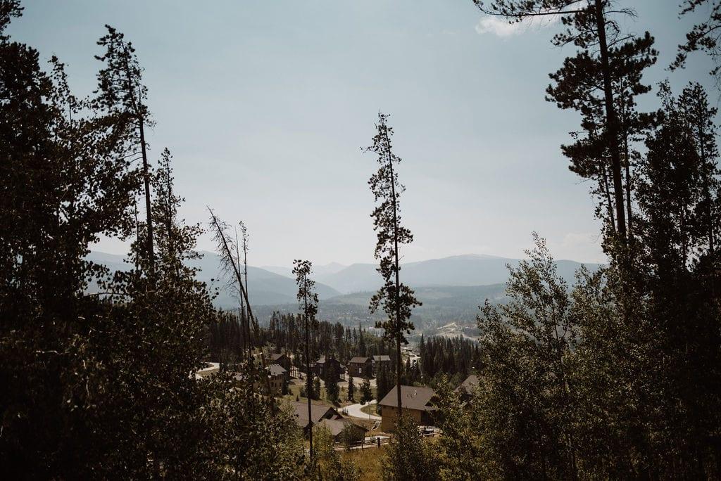 Winter Park Colorado Landscape