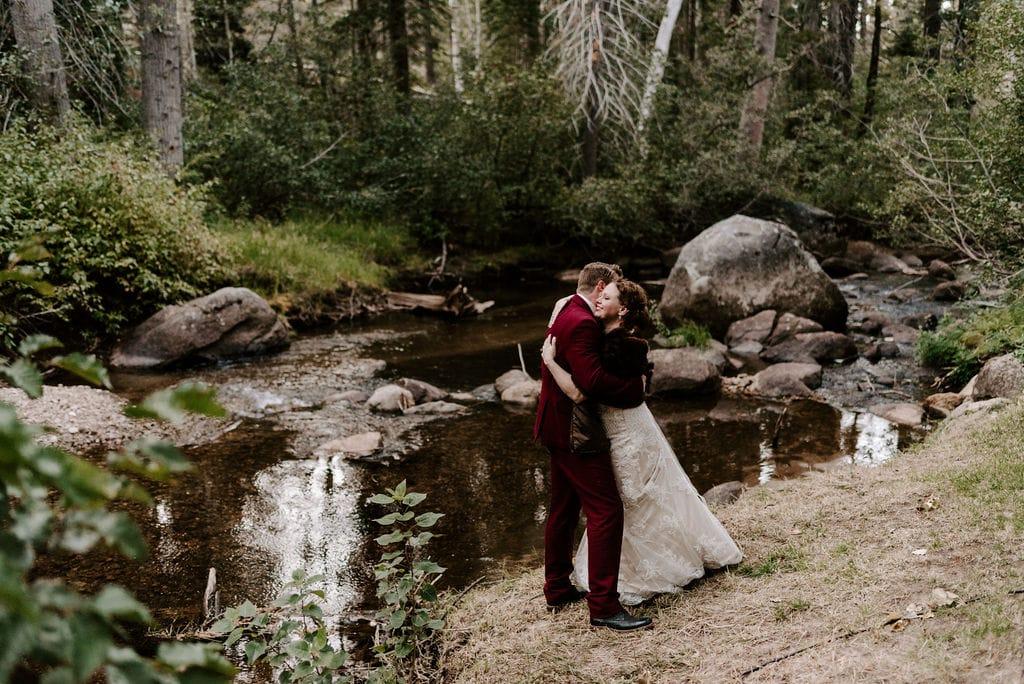 California Wedding Photography South Lake Tahoe