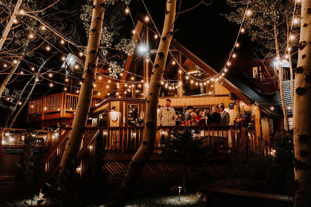 South Lake Tahoe Wedding at River House Retreat