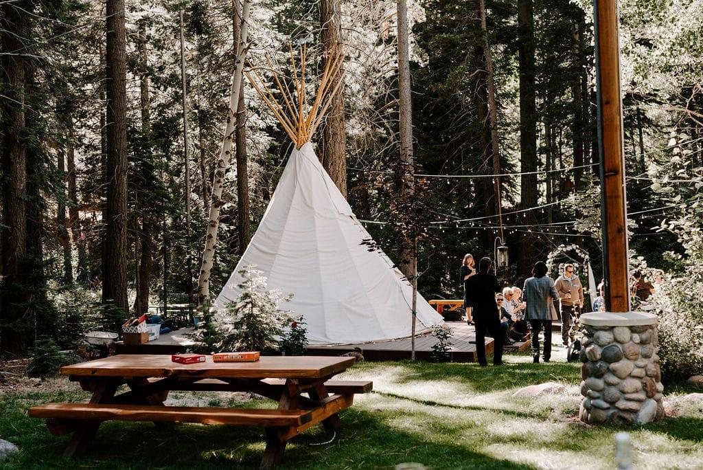 River House Retreat Wedding lake Tahoe