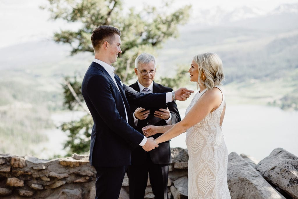 Ceremony at Sapphire Point