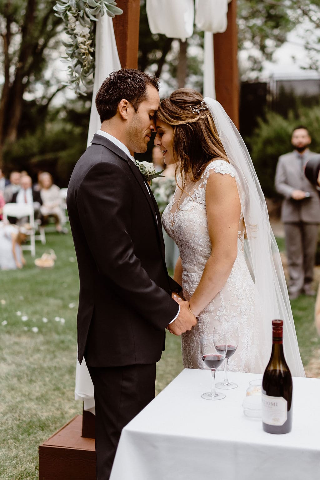 Cheyenne Mountain Country Club Wedding Ceremony