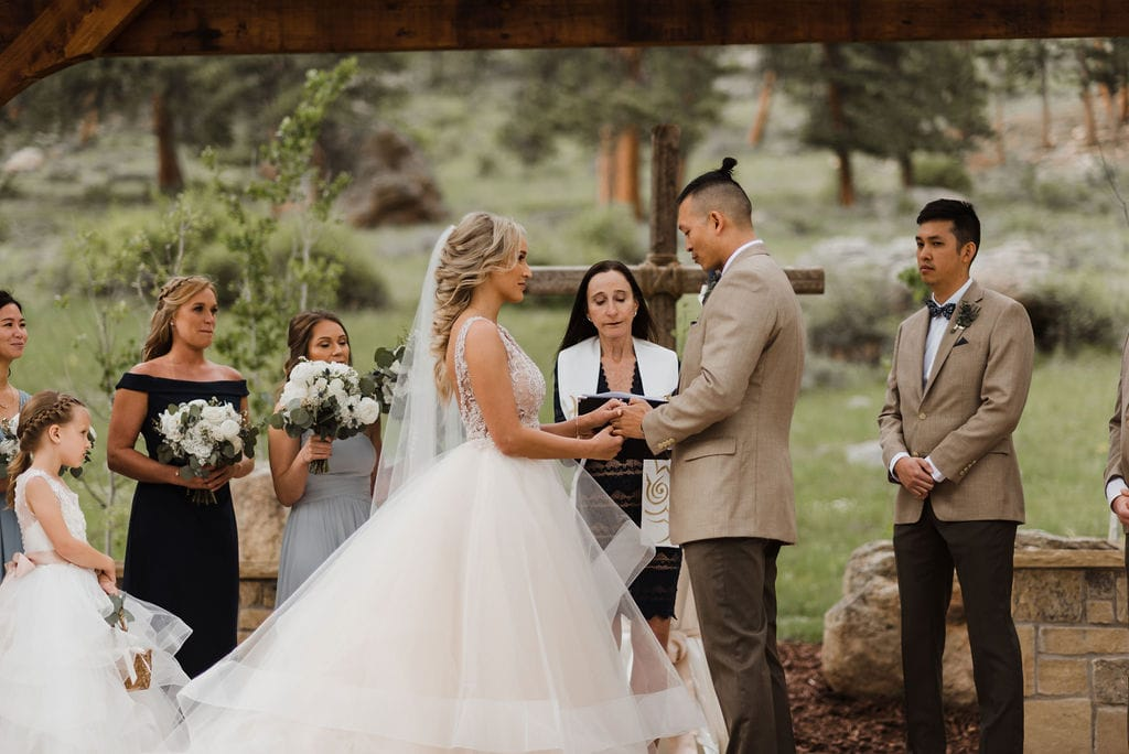 Della Terra Wedding in Estes Park, Colorado