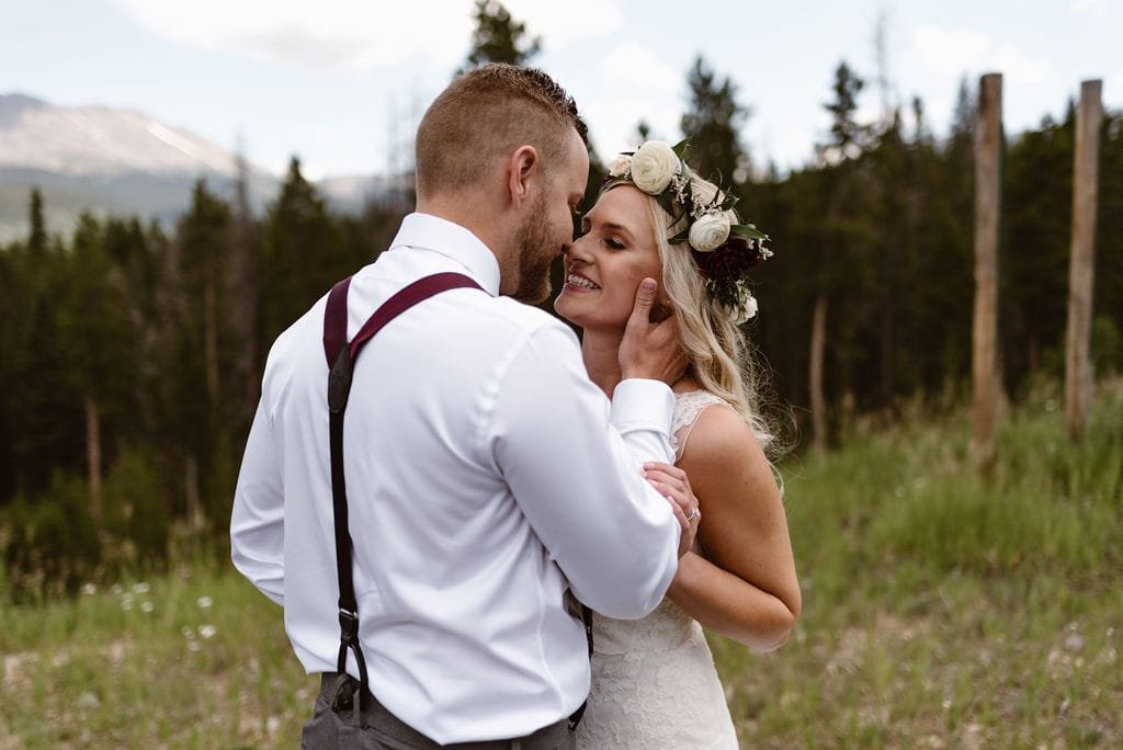 Colorado Mountain Weddings Ten Mile Station