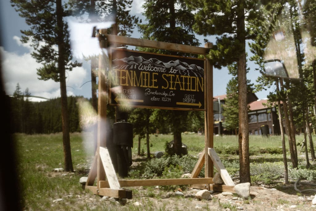 Ten Mile Station Breckenridge Colorado