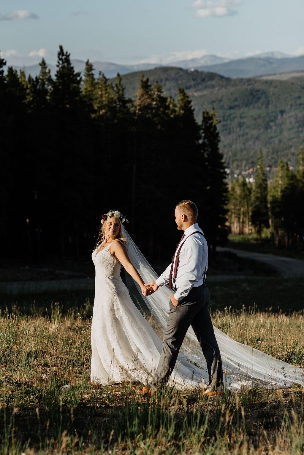 Mountain Breckenridge Wedding Venue