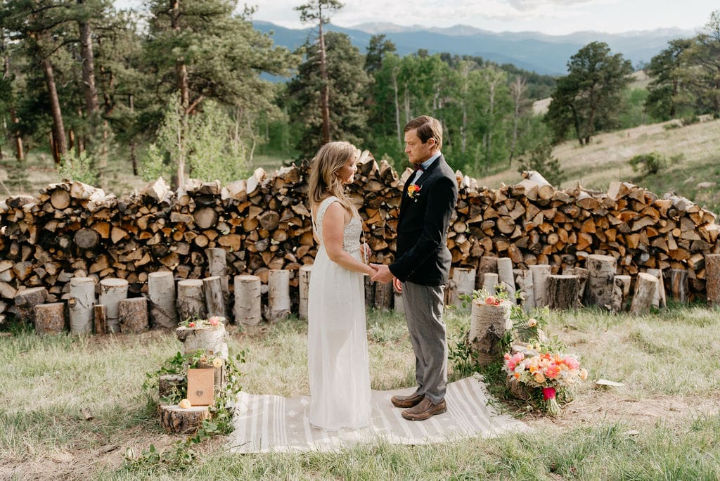 Colorado Elopement in Golden, Colorado