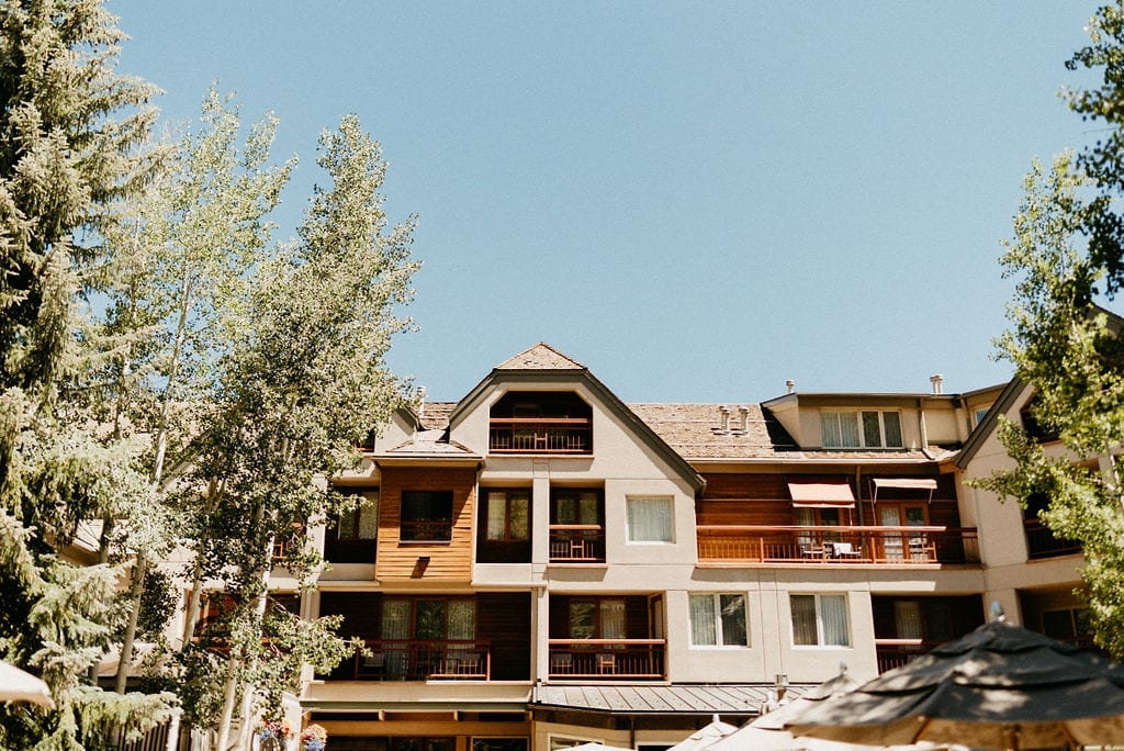 The Little Nell Hotel in Aspen Colorado