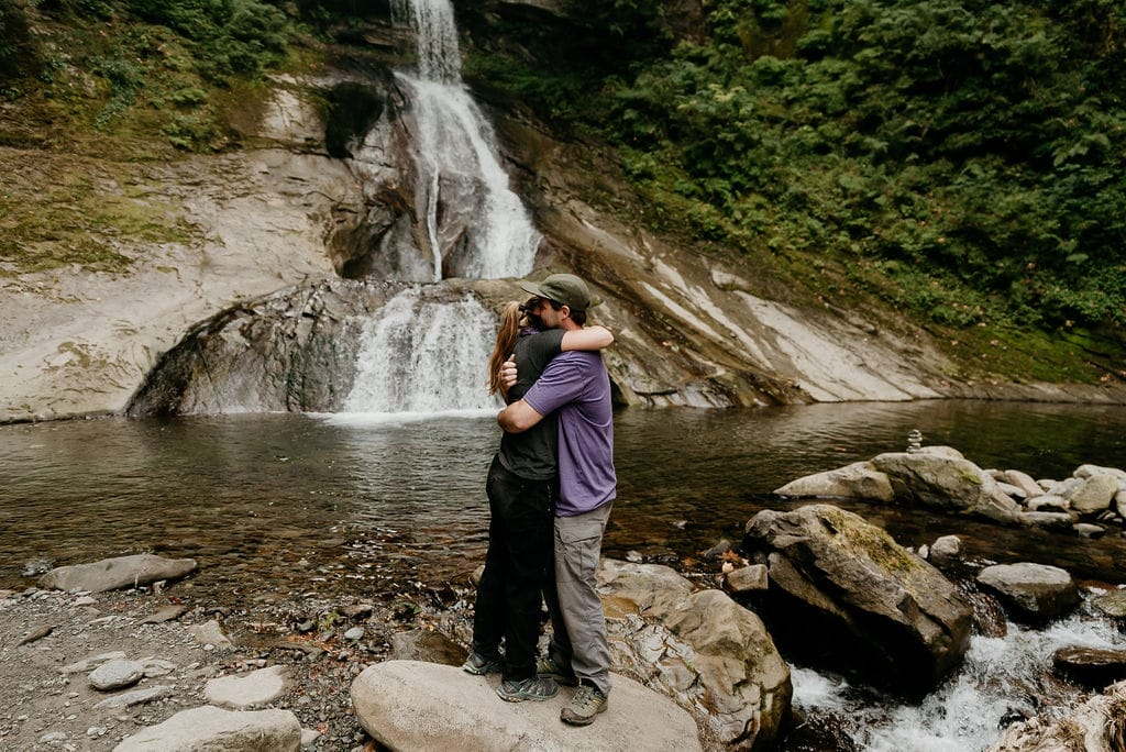 Adventure Wedding and Elopements in Washington