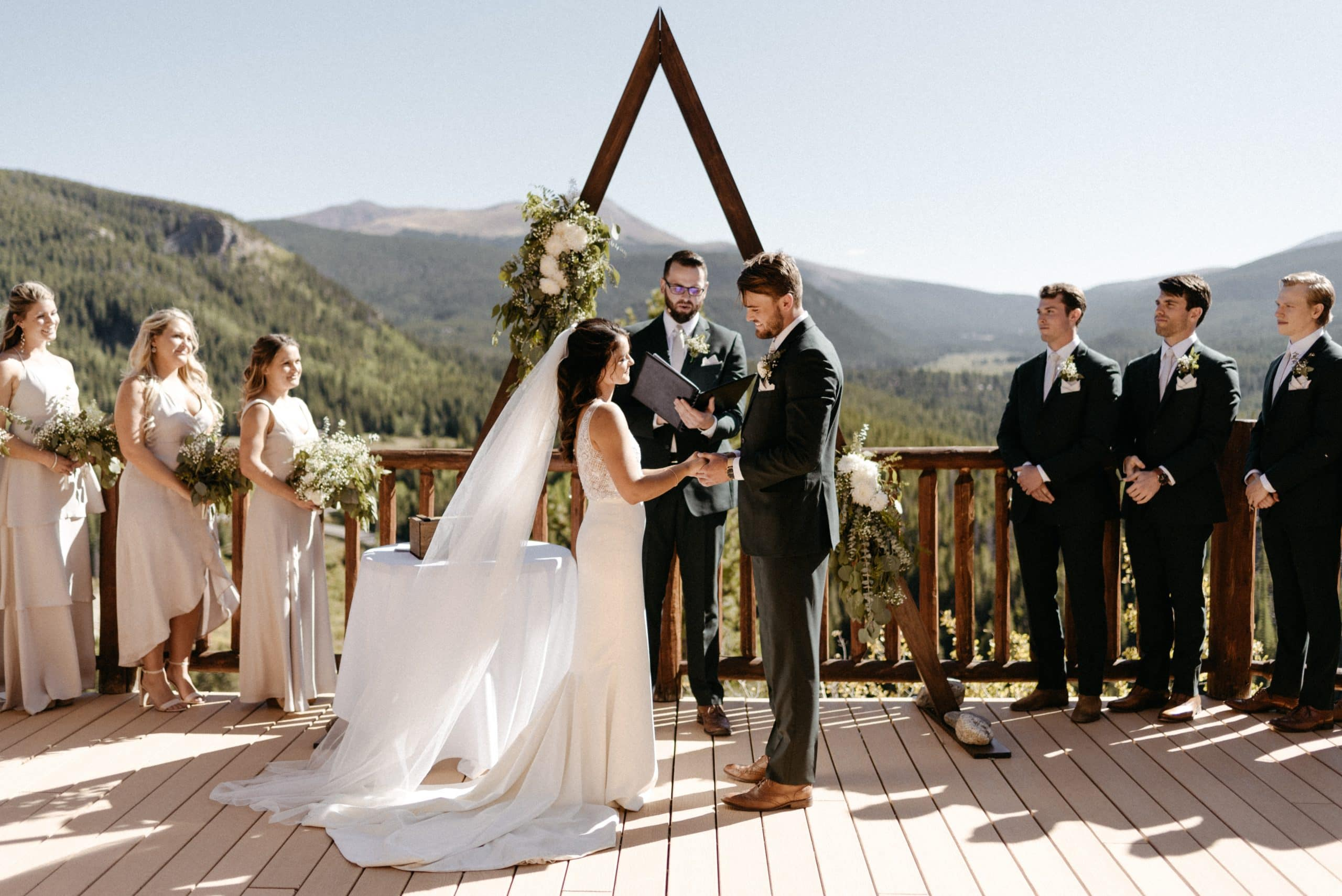 Lodge at Breckenridge Best Colorado Wedding Venue in Breckenridge, CO