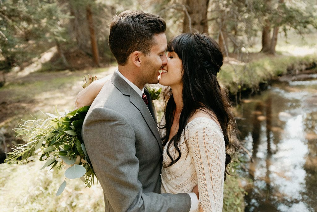 Mountain View Ranch wedding photography