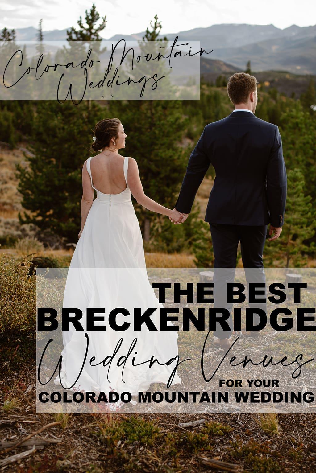 Breckenridge Wedding Venues