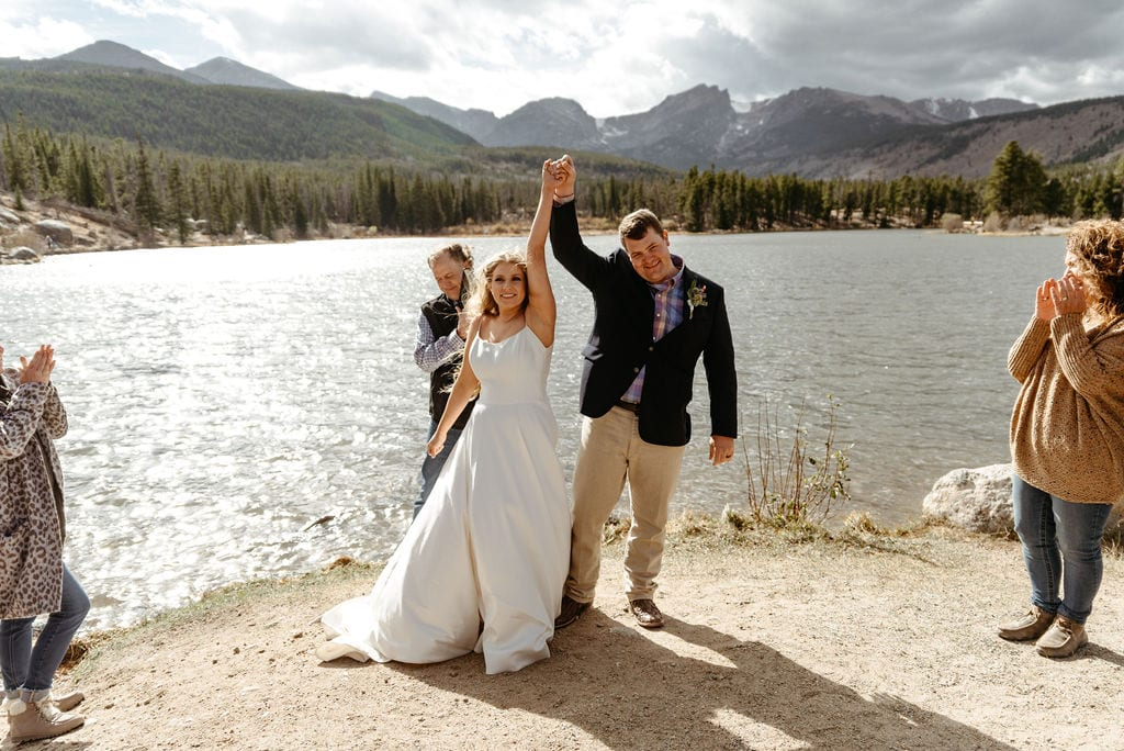 Sprague Lake Elopement