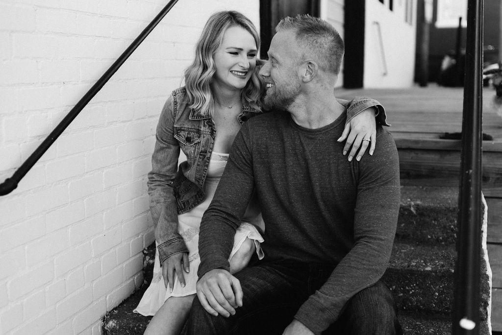 Mckinney Texas Engagement Session