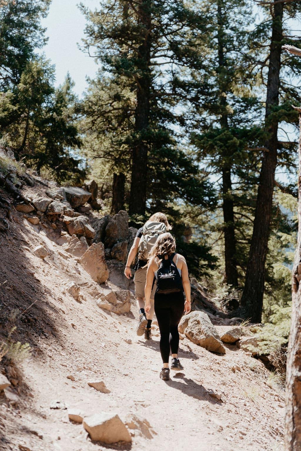 Eldorado Canyon Hike in Boulder Colorado